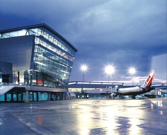 McCARRAN INTERNATIONAL AIRPORT SATELLITE D