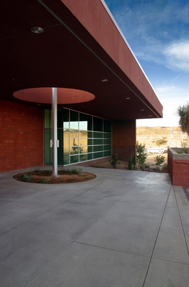 Mohave County Sheriff's Office Exterior