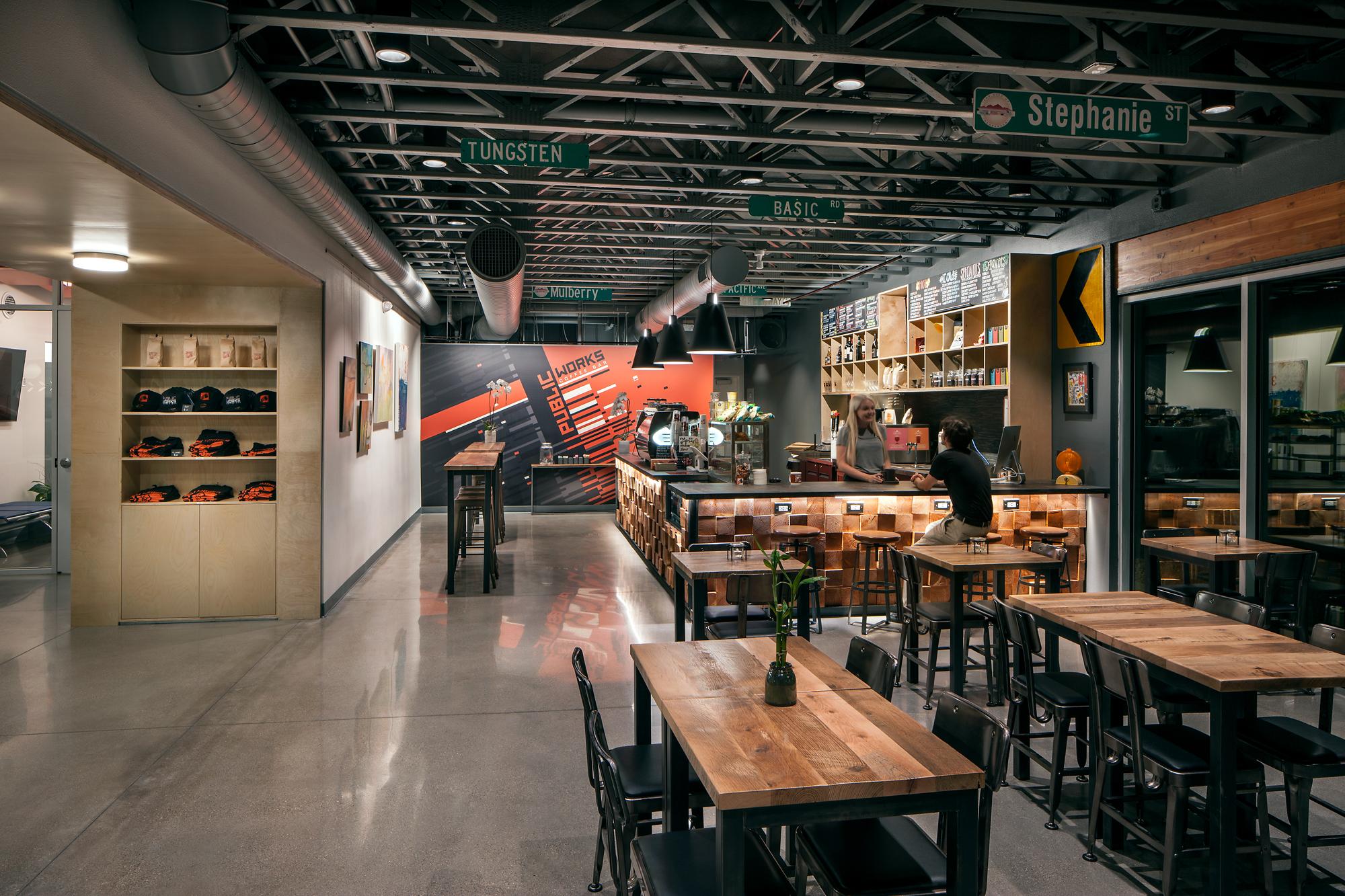 Public Works Coffee Bar