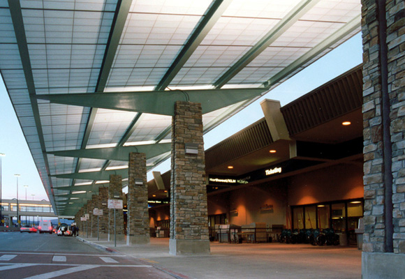 Reno-Tahoe International Airport Canopy