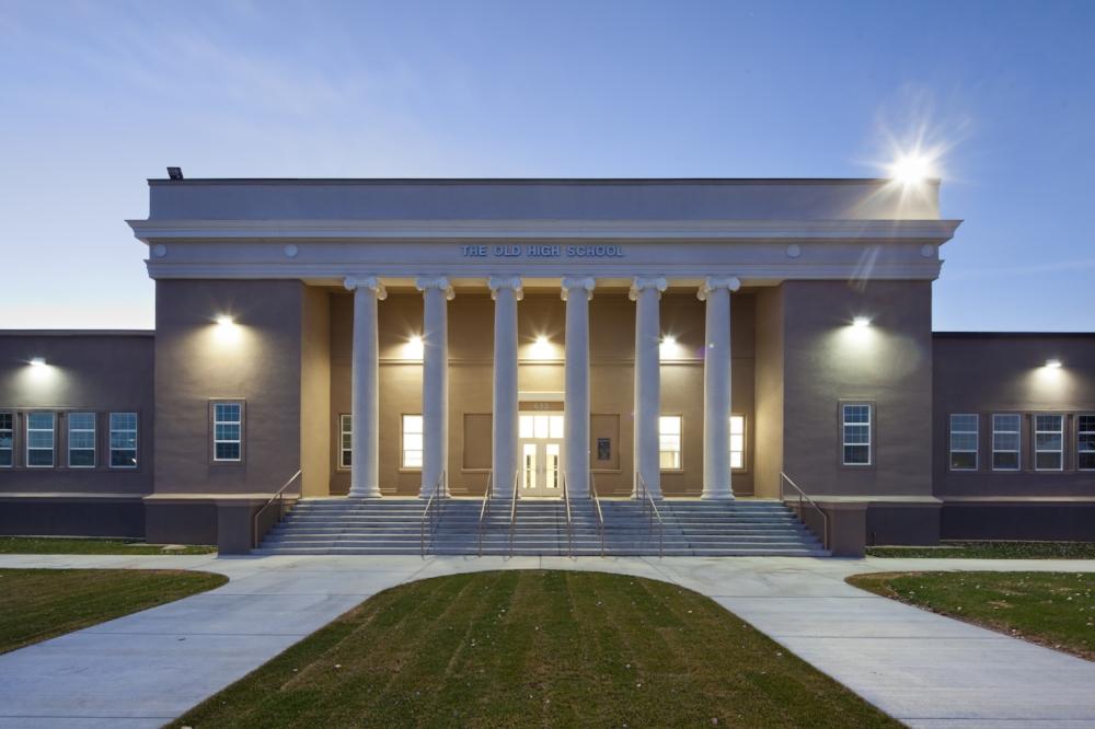 Churchill Historic High School Renovation
