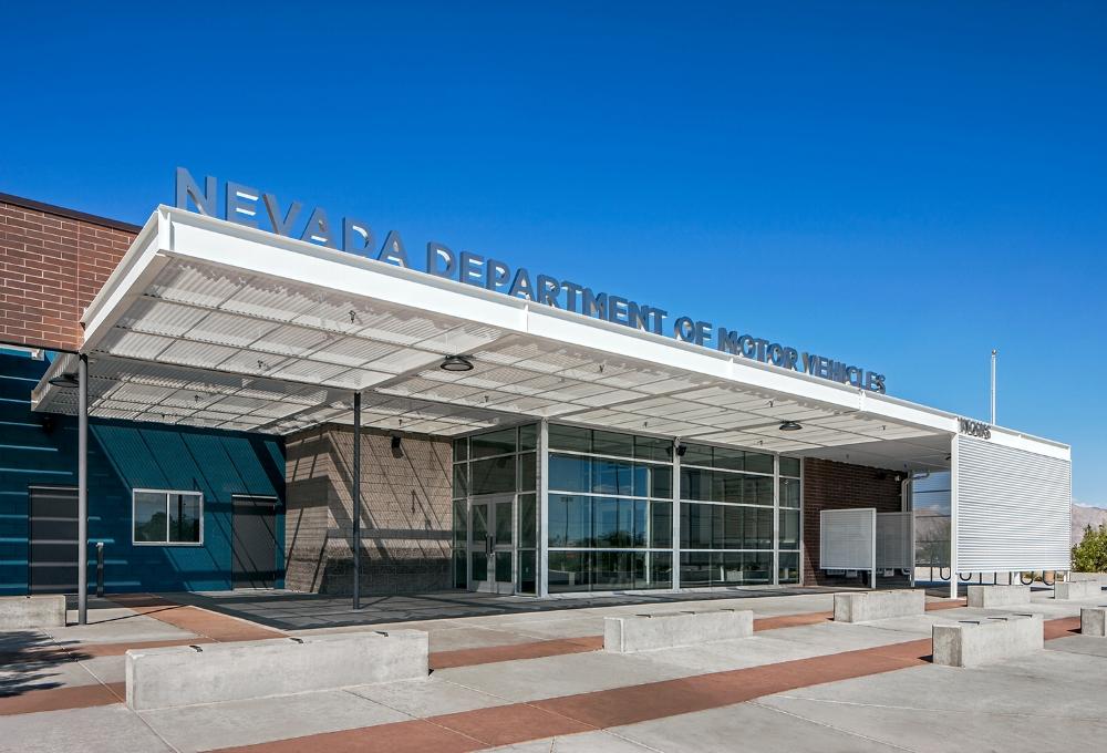 DMV Sahara Service Station