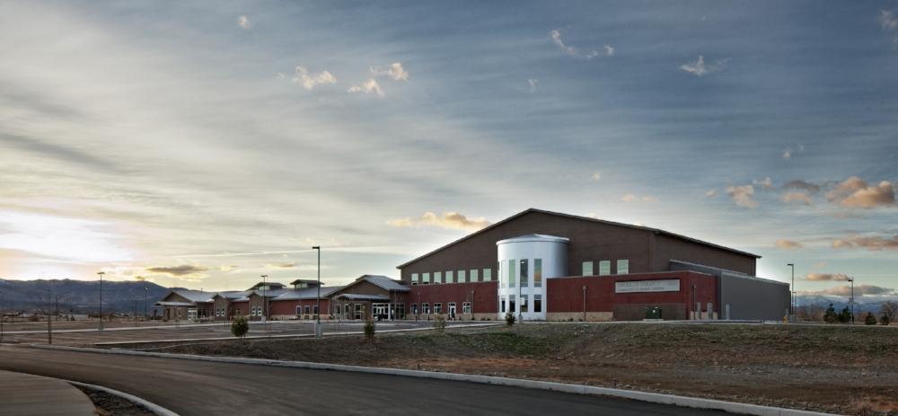 Douglas County Community Center Exterior