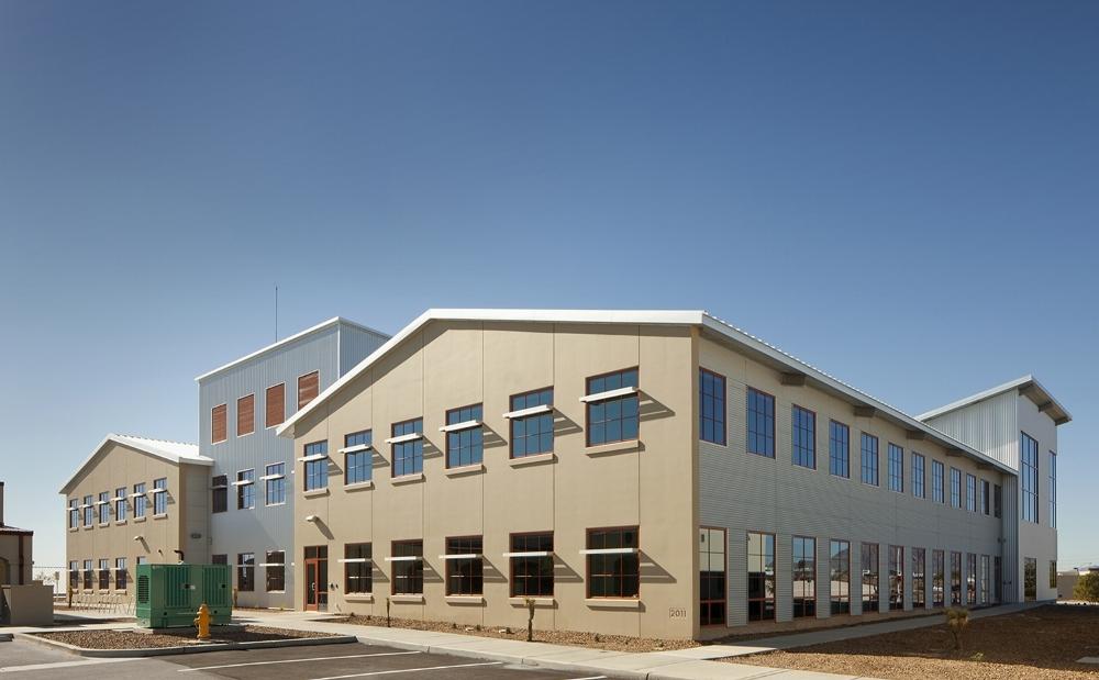 US Bureau of Reclamation Administration Building