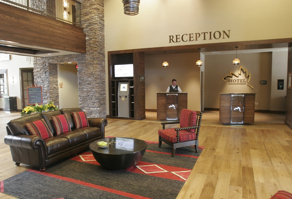 Black Oak Resort Hotel Lobby
