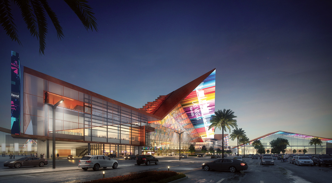 Las Vegas Convention Center Phase 2