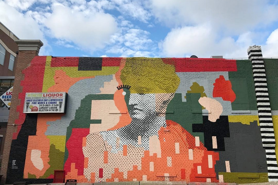 ELLEN RUTT + PATRICK ETHAN  - Detroit, MI