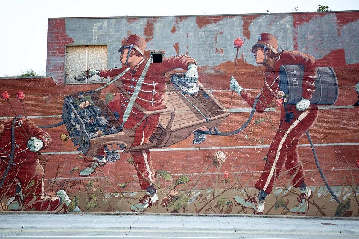 PAT PERRY  - Detroit, MI