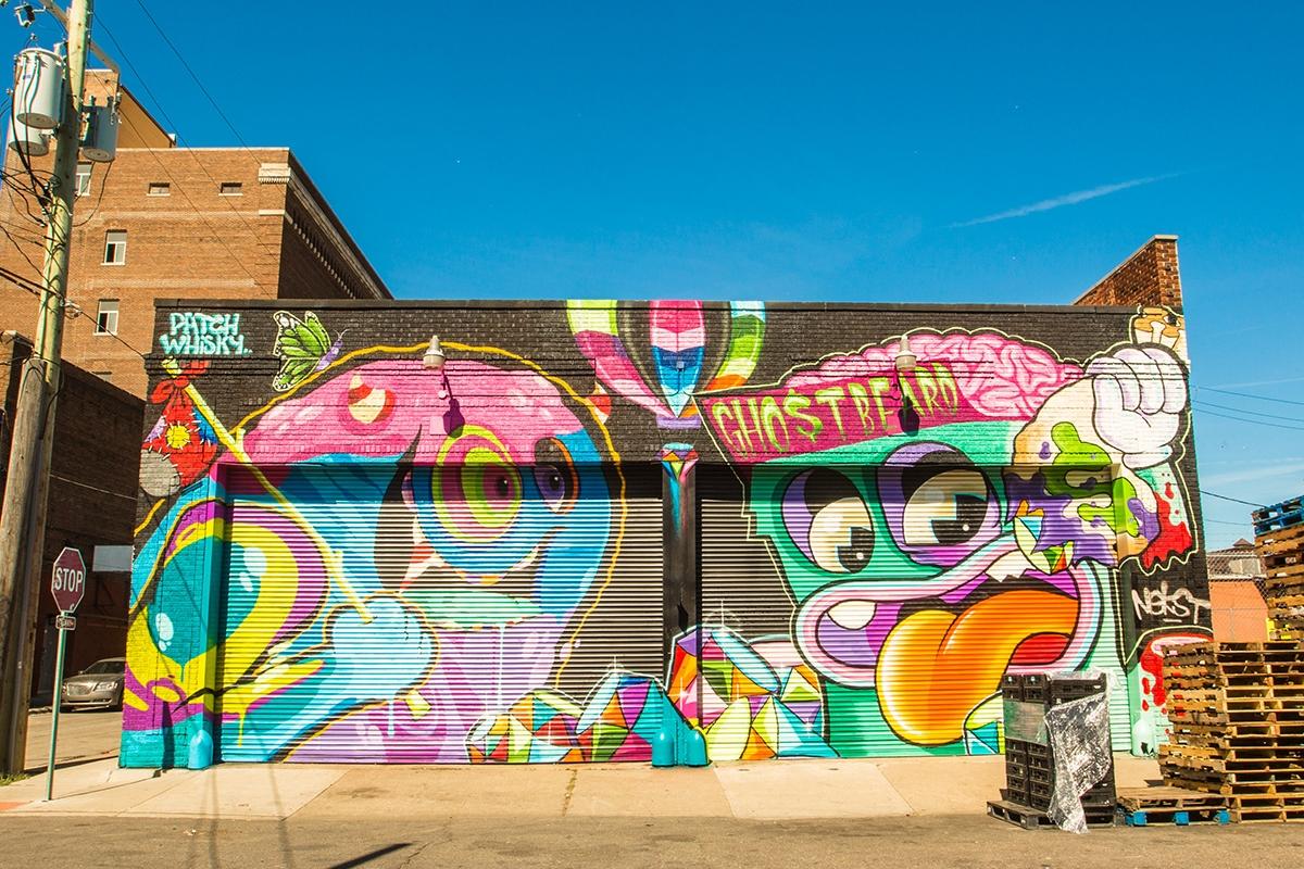 GHOSTBEARD - Detroit, MI
