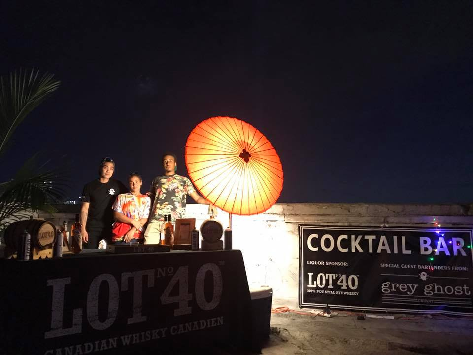 Photos courtesy of Lot 40's own Lola Gegovic (@lolalove729)
