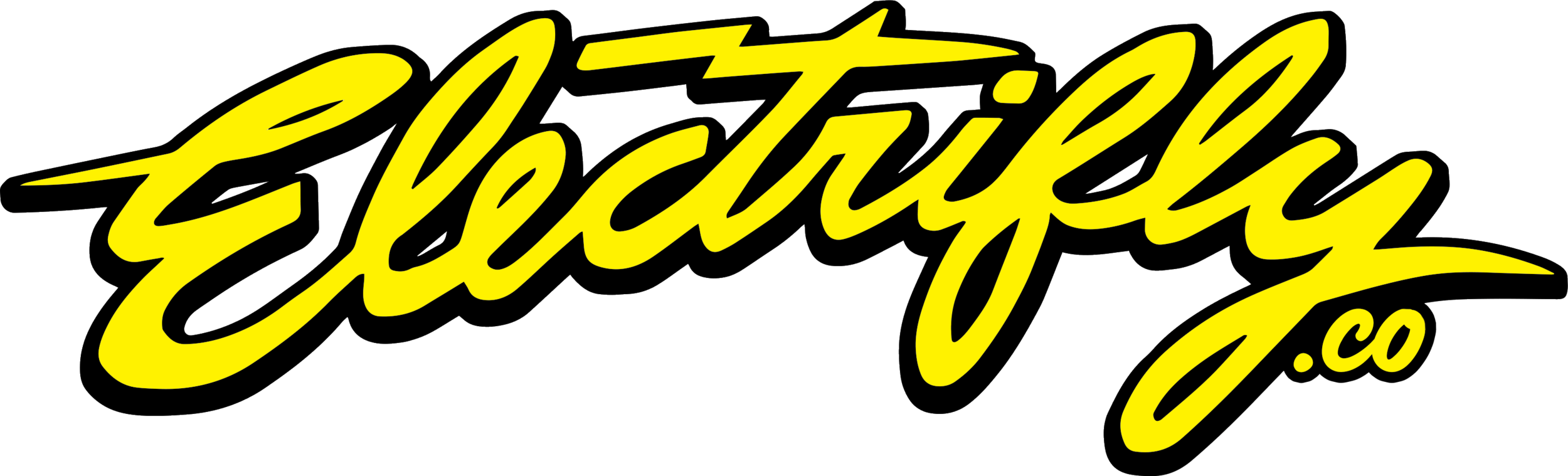 Electrifly Dot Co Curved Font FF.png