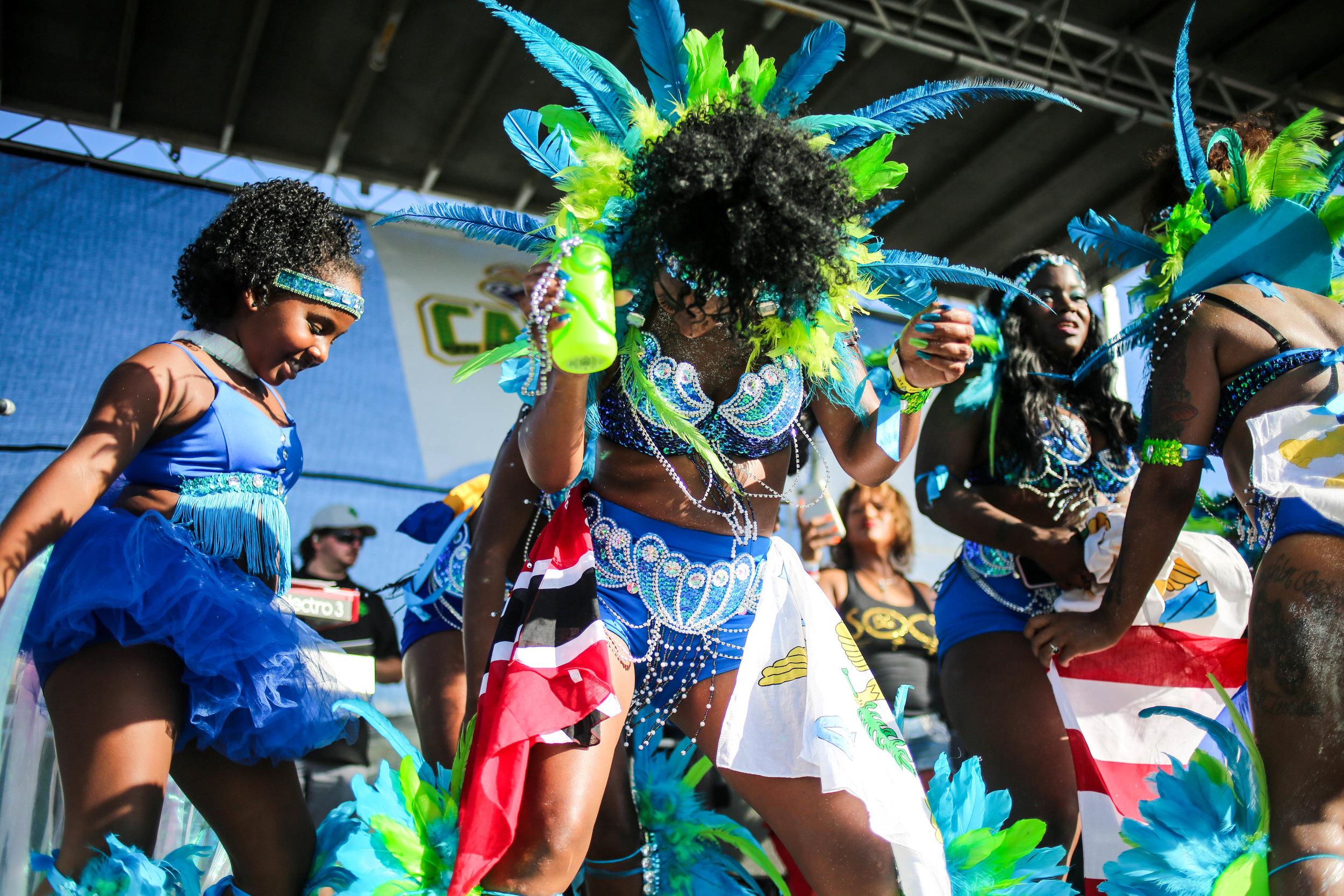 carnival new orleans nola caribbean festival soca reggae dance