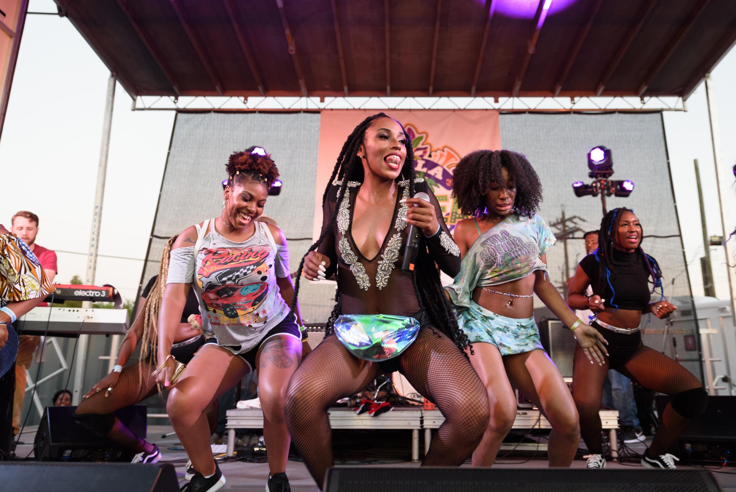 carnival new orleans nola caribbean festival soca reggae music dance
