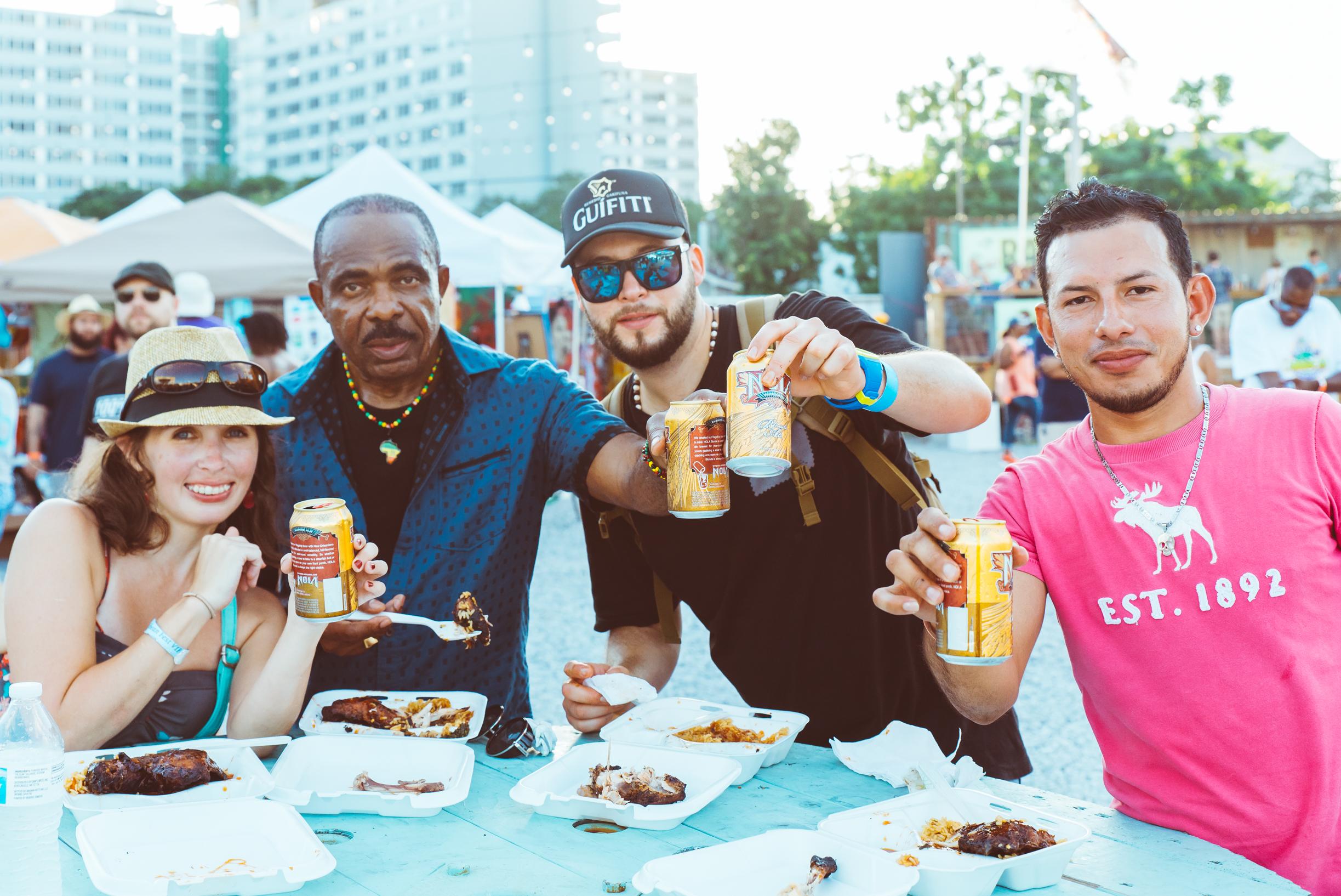 carnival new orleans nola caribbean festival soca reggae food