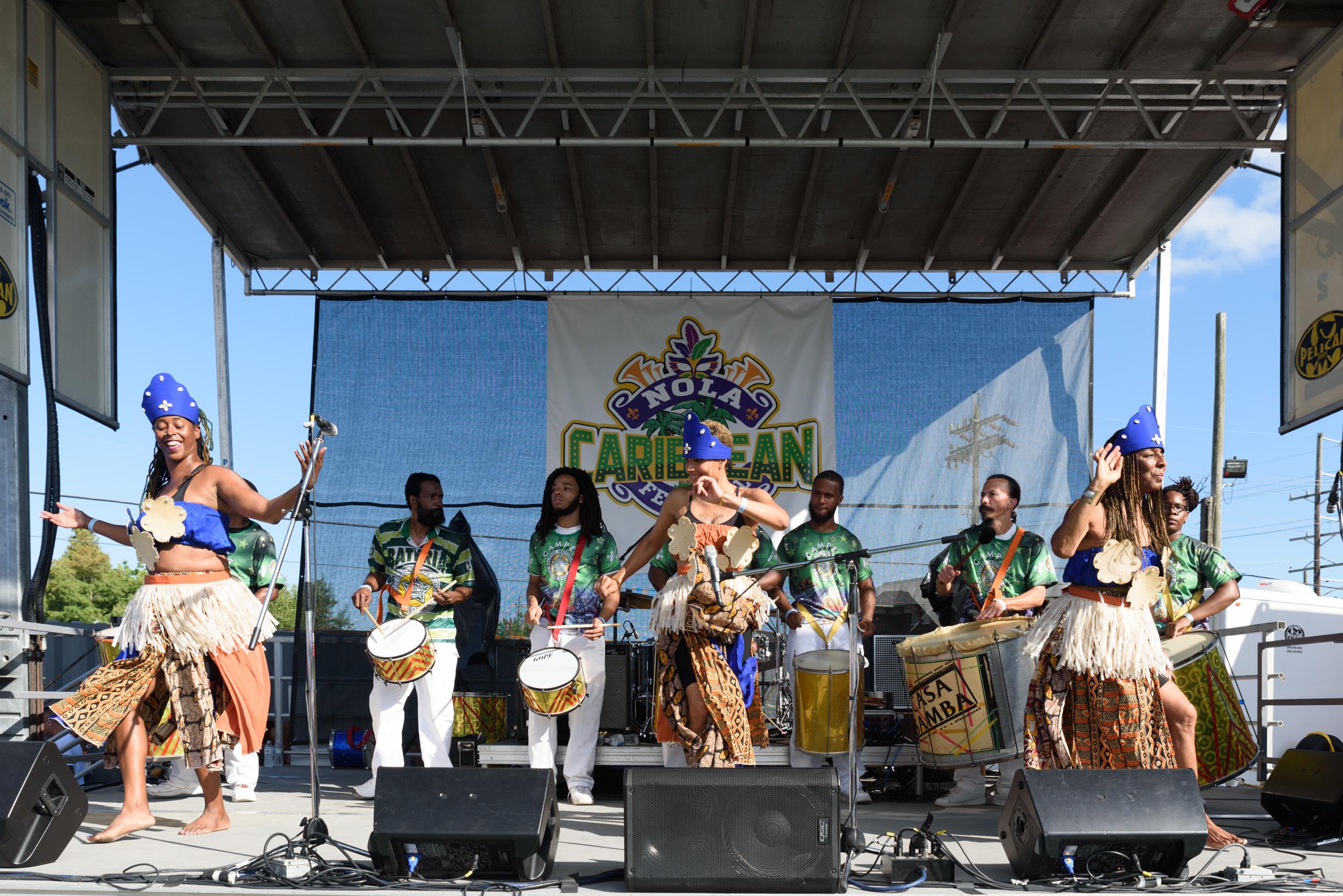 carnival new orleans nola caribbean festival soca reggae dance music