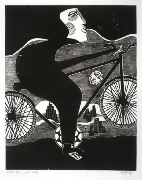 Cycle lady