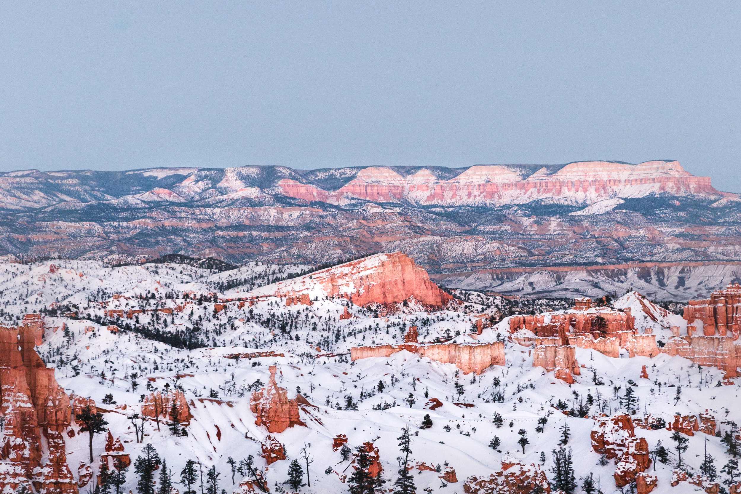 Bryce Canyon at Sunset