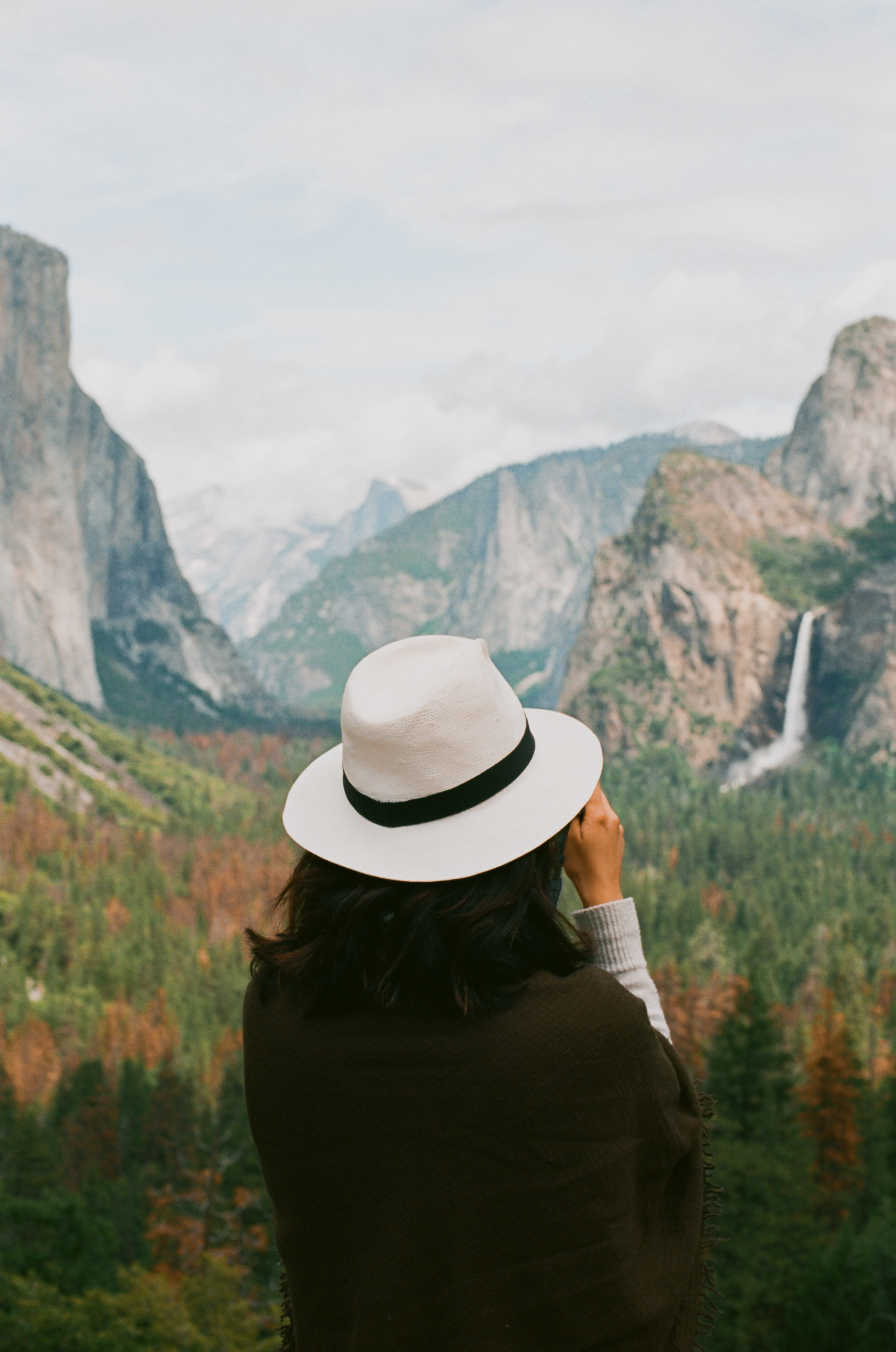 Melody @ Tunnel View (Ektar 100)