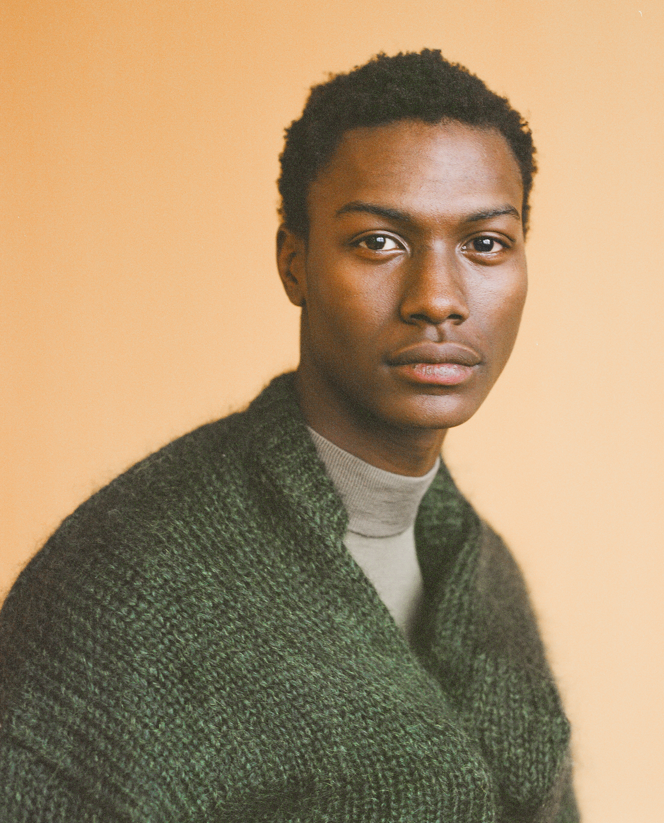 Semaj Hill for Red Models Photo by Emanuel Hahn