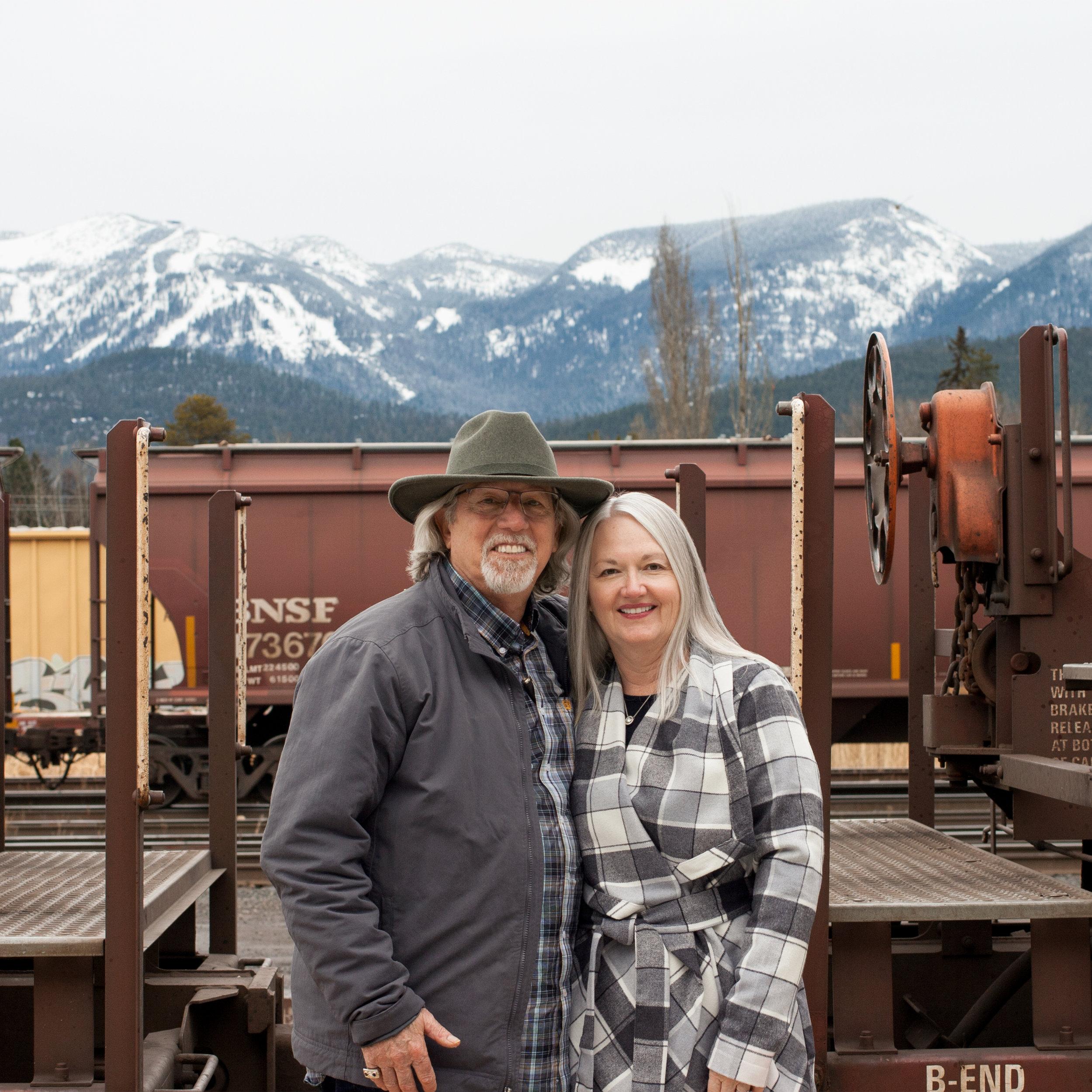 Cindy&Stephen