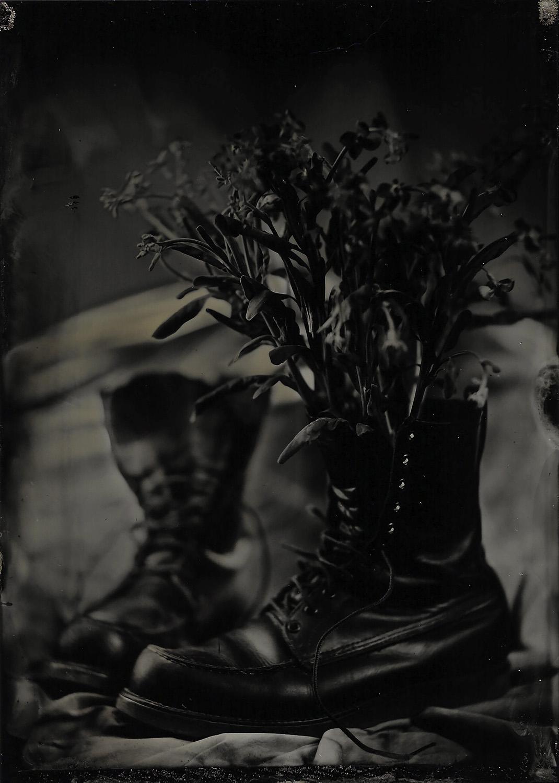 Flowers & Boots 1.21.18 -Michael Marano  www.973studio.com
