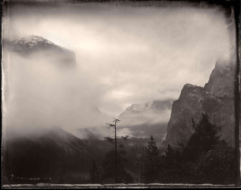Mist, Yosemite Valley - By:Christopher Erin  www.christophererin.com