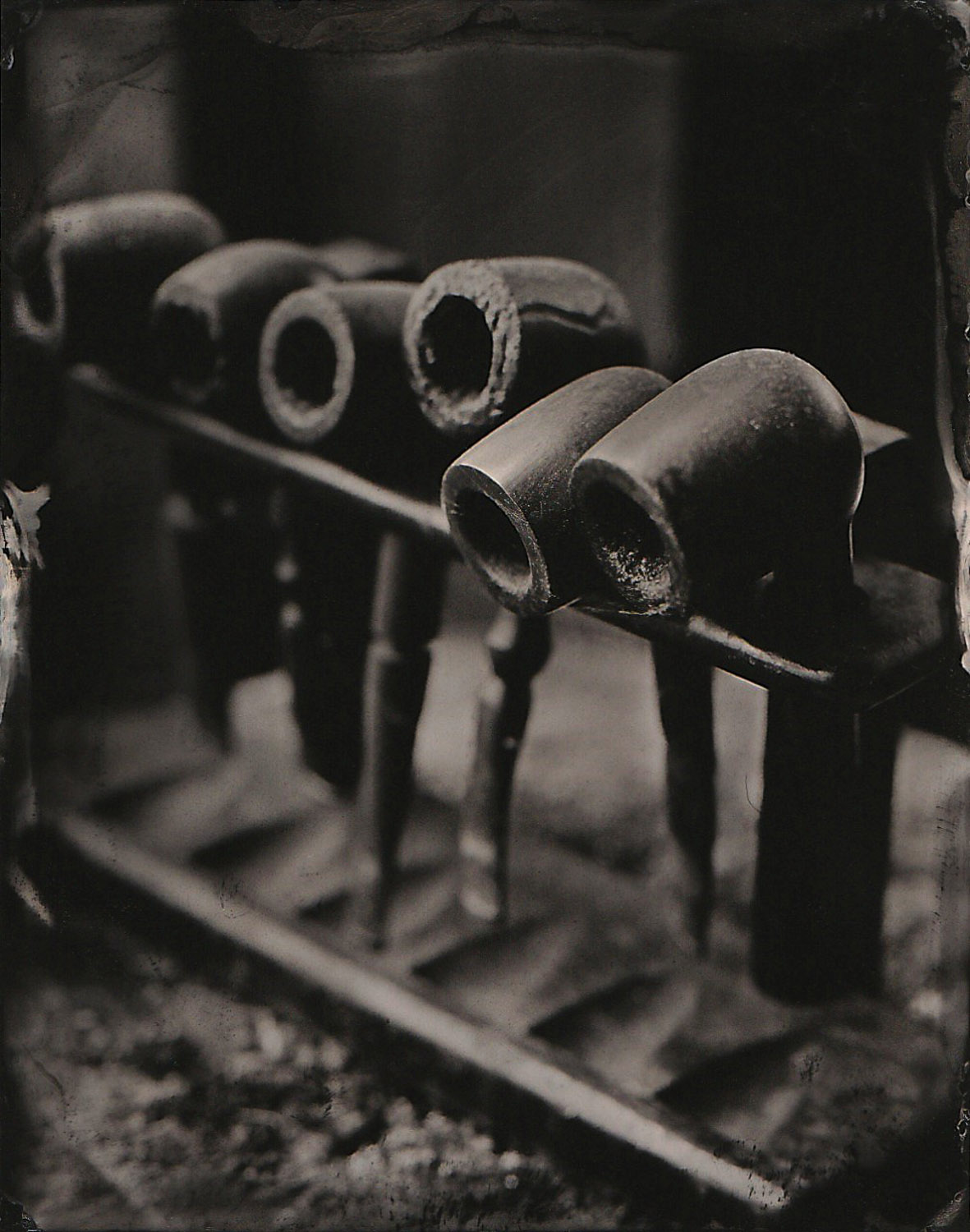 Old Pipes - By: Dylan Slater