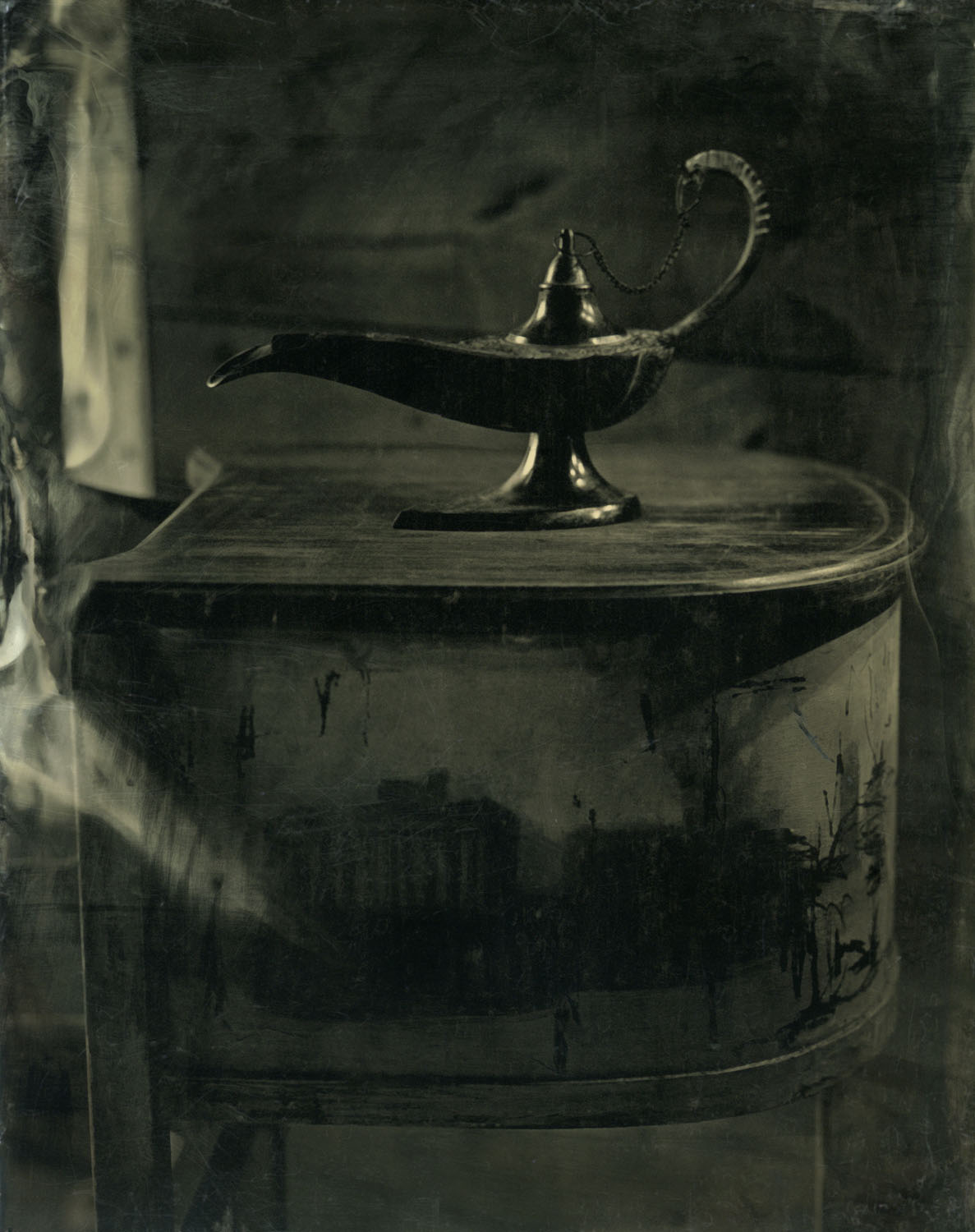 Genie Lamp - By:Dylan Slater