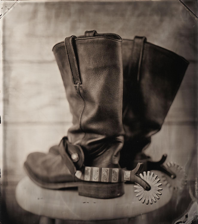 Cowboy Boots - By:Julie Loen  studiostaastille.no