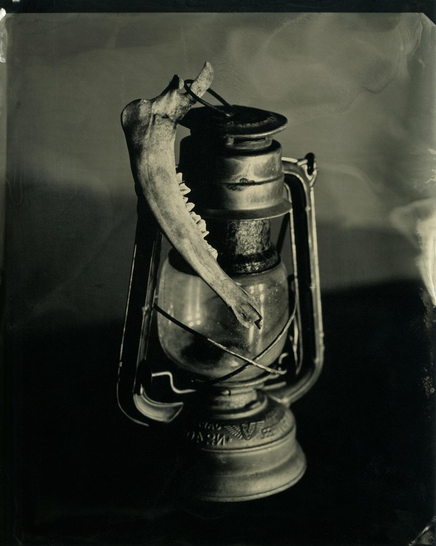 Old Lantern - By:Dylan Slater