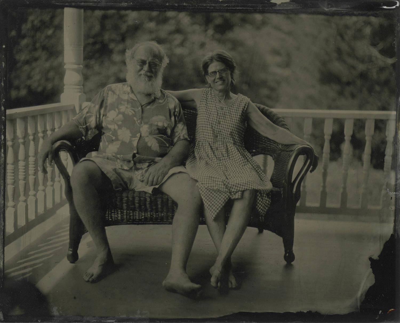 My parents - By: Emily White  emwhitephoto.com
