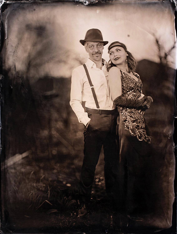 The Wedding Couple By: Markus Hofstaetter  www.markus-hofstaetter.at