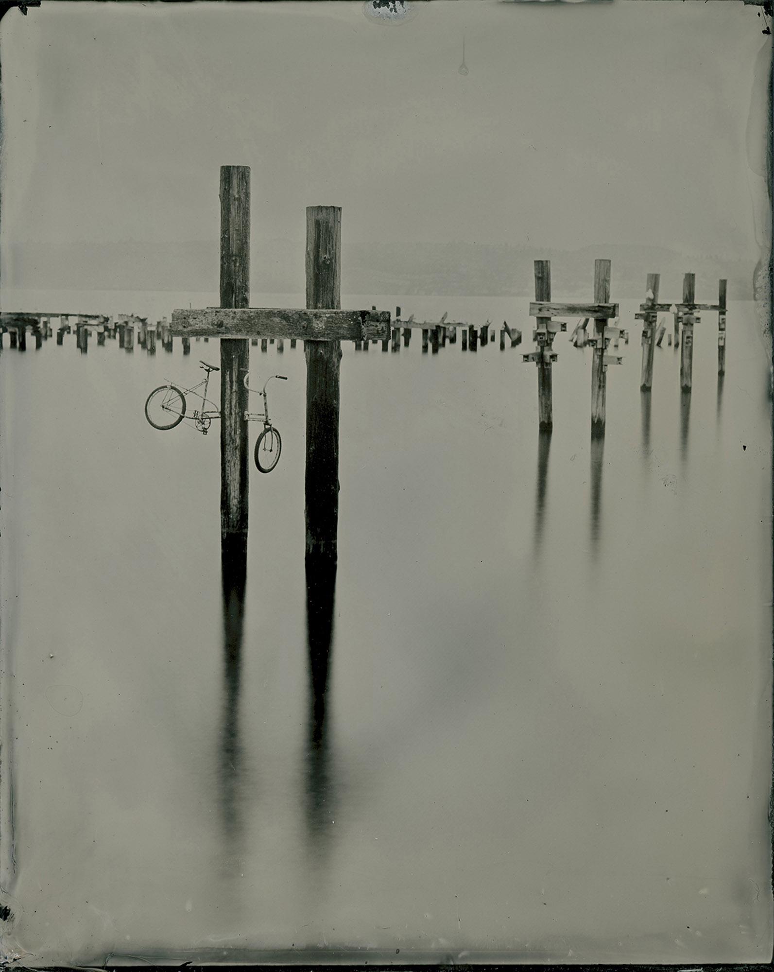Title : Foss Waterway Bike   By: Jason Biehner    sabertashphoto.com