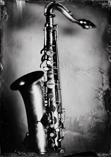 Title : 1914  Wurlitzer Sax  5.12.18   By: Michael Marano    www.973studio.com