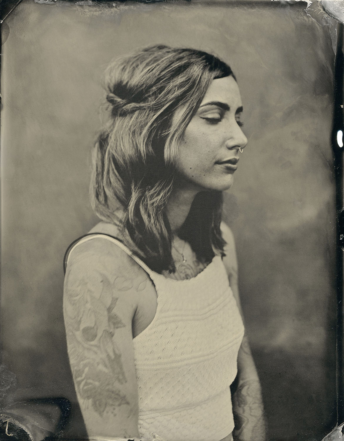 Title : Remy By:  Ashley Jennings    www.alchemytintype.com