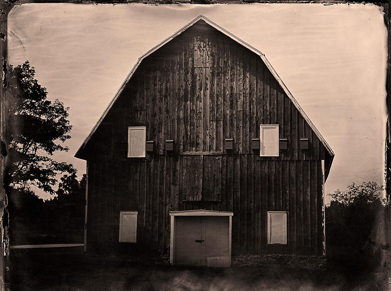 Title : Prairie Barn  By:  Jennifer Froula-Weber  http://www.pennyfarthingphotography.net/