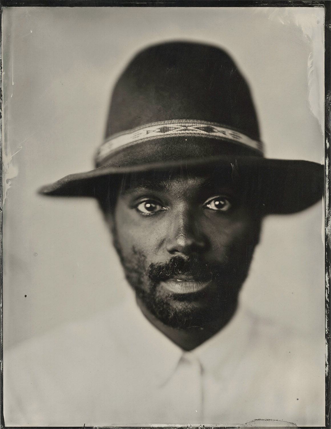 Title : Morris  By:  Michael Chylinski  moderntintype.photo