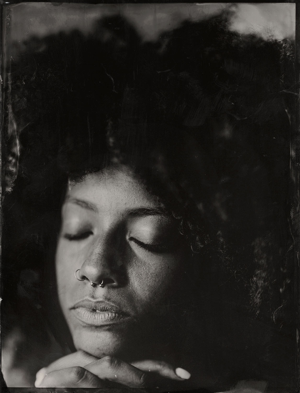 Title : Chyenne  By:  Michael Chylinski  moderntintype.photo
