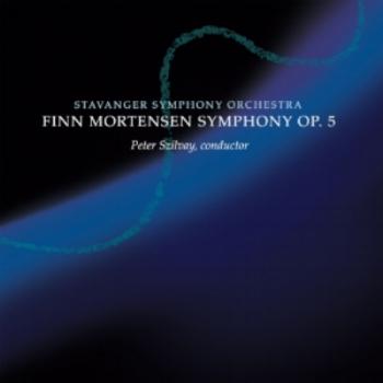 Stavanger Symphony Orchestra -  Finn Mortensen Symphony Op.5