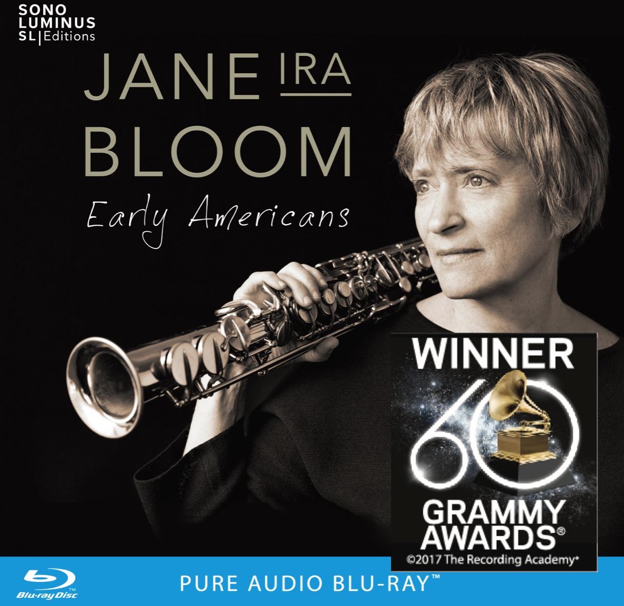 """Jane Ira Bloom's  """"Early Americans""""  -  G rammy Winner!"""