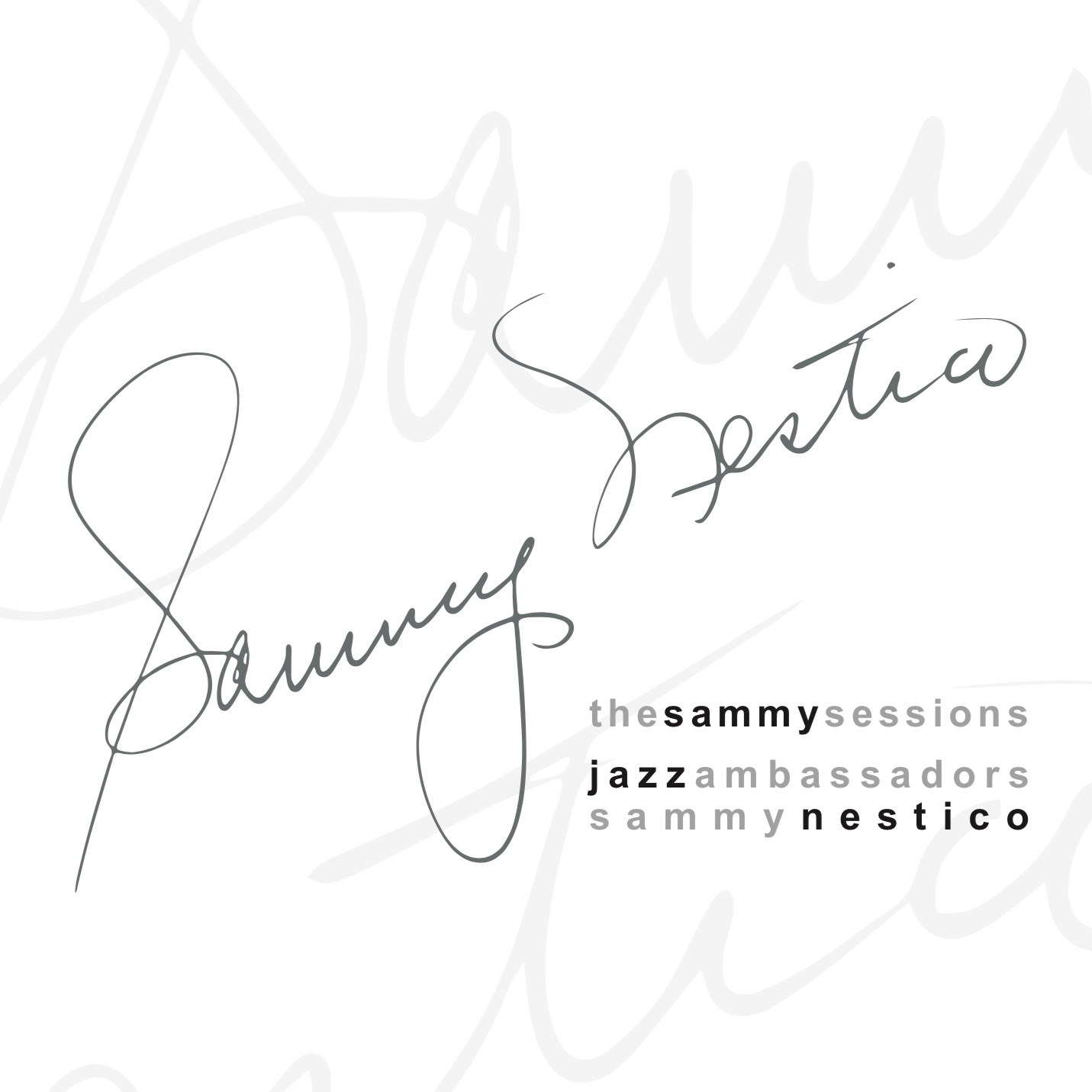 """The Sammy Sessions"" The  U.S. Army Jazz Ambassadors  play new music written and arranged by  Sammy Nestico . Available in Stereo, Surround, and Immersive formats."