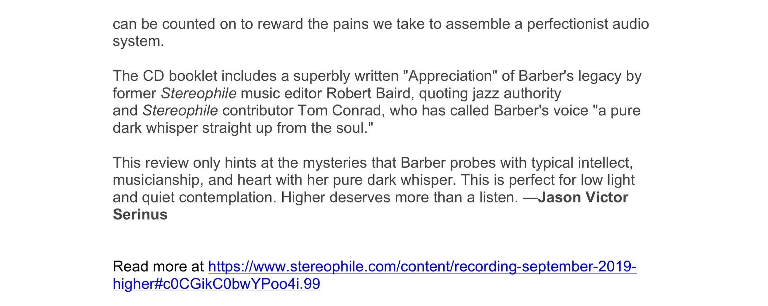 Patricia+Barber_Higher_Stereophile_3.jpg