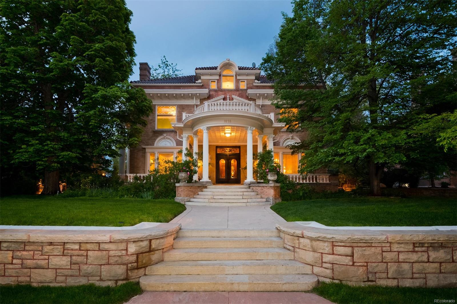 Two Historic Cheesman Park Mansions For Sale by LIV Sotheby's International Realty - Steve Blank & Jared Blank are recognized for listing this beautiful, historic home featured as one of two mansions for sale by LIV Sotheby's.Read the article on The Denver Post