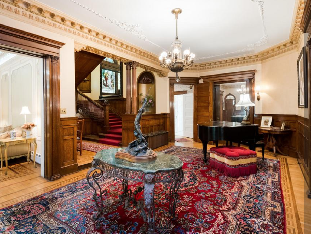 Exclusive look inside Historic Cheesman Park Mansion - The Denver Business Journal takes you on a historic tour through one of the most architecturally significant homes in Denver ever to be offered for sale.Read the article on Denver's Business Journal