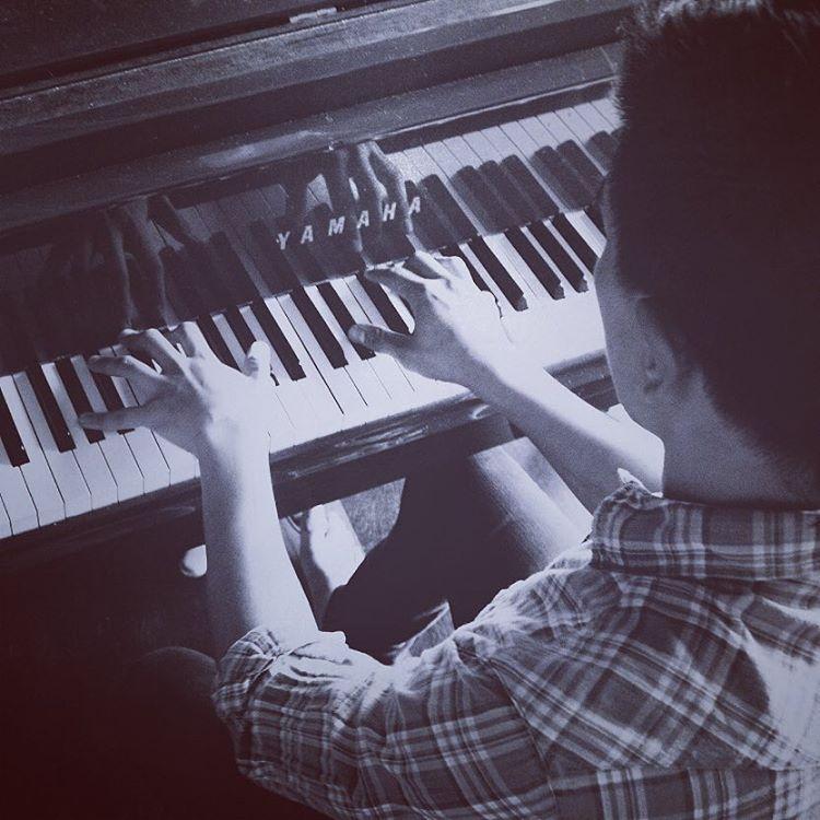 Opus 1 artwork #singer #singersongwriter #piano #indiemusic