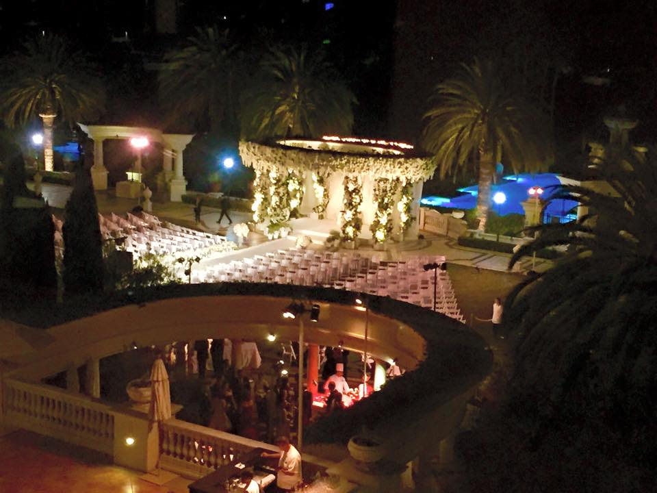 And for tonight's gig… @TheStRegisMonarchBeach  #Theweddingsinger