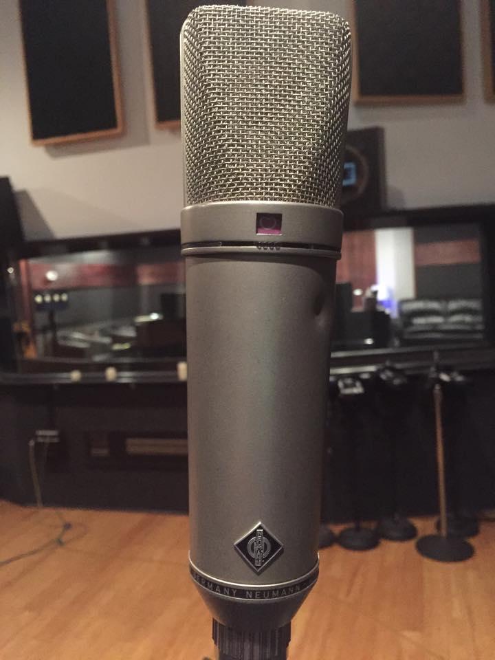 Vocals today #gearporn