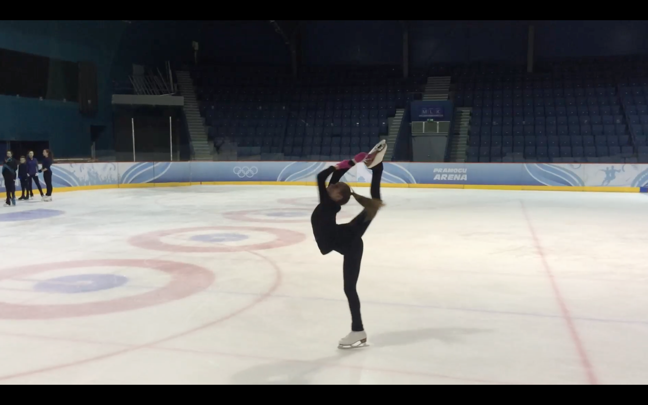 Super excited to be releasing the official music video for my song Champion! I've had the opportunity to edit together video entries from over 40 athletes, artists and people with dreams.  I'll be releasing a photo of some of these inspiring Champions everyday up until the release of the video.  Here's  Vilte Radzvilaviciute , a Lithuanian ice skater I met via Instagram in her beautifully executed Biellmann spin.  Opus 1  #Champion    #figureskating  #iceskater  #iceskating  #biellmannspin  #biellmann  #ladiesfigureskating  #lithuania  #music  #song  #originalmusic  #indiemusic  #songwriter  #piano  #pianist  #inspiration  #musicvideo