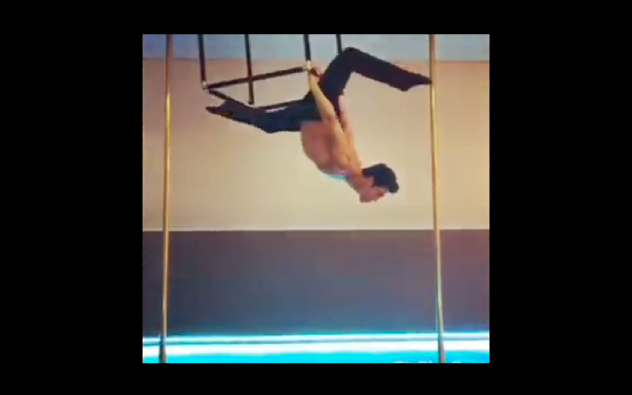 Can't wait to show you what my buddy @amartinezjr can do! Opus 1 #Champion Music Video coming soon... #aerialist  #circus  #acrobatics  #acrobat  #championopus1  #music  #musiclife  #musicislife  #song  #songwriter  #singersogwriter  #originalmusic  #indiemusic  #diy  #pop  #anthem  #inspiration  #inspirational