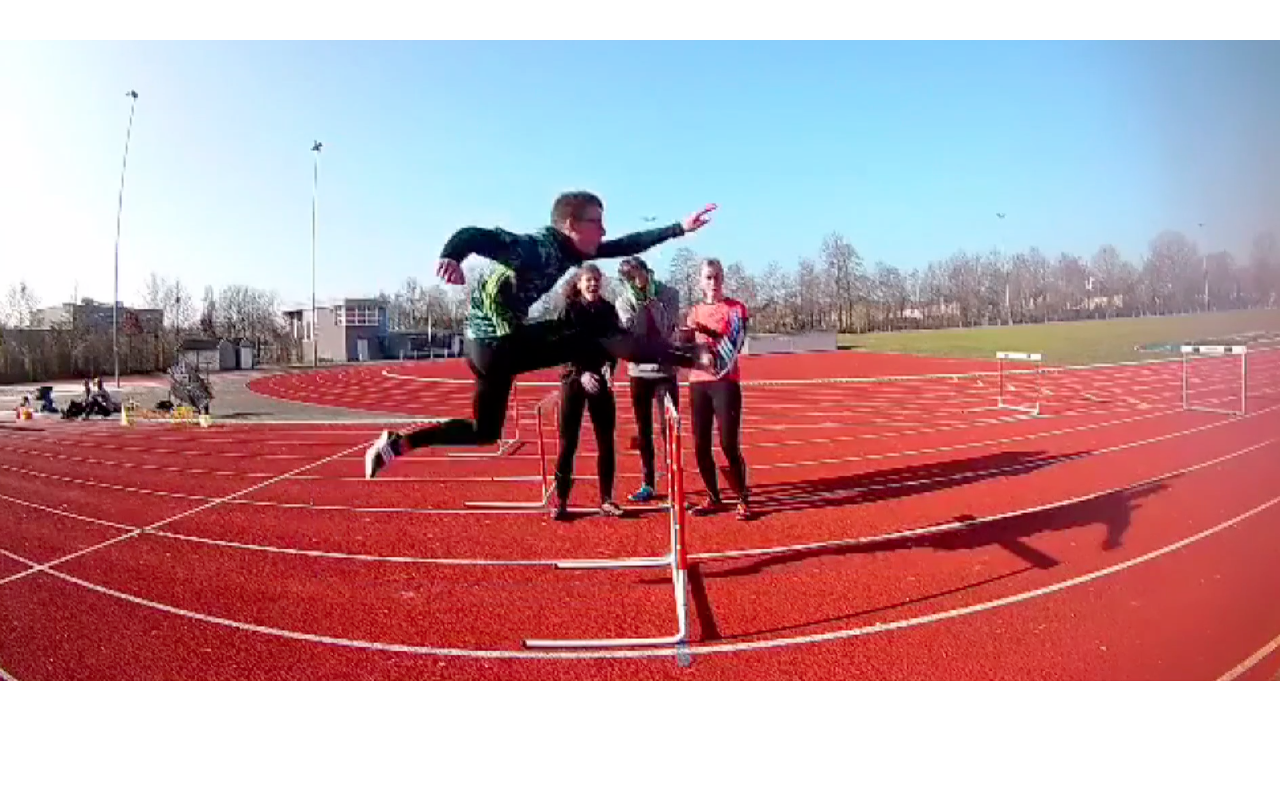 Got to work with men's hurdles champion from the Netherlands @gerwin.h @decathlete_gerwin for the Champion video! Opus 1   ‪#‎champion‬   music video coming soon!!   ‪#‎championopus1‬     ‪#‎hurdles‬     ‪#‎trackandfield‬     ‪#‎decathlon‬     ‪#‎music‬  ‪#‎song‬     ‪#‎singer‬     ‪#‎singersongwriter‬     ‪#‎anthem‬     ‪#‎inspiration‬     ‪#‎originalmusic‬